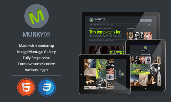 Murky09 – Photography Theme