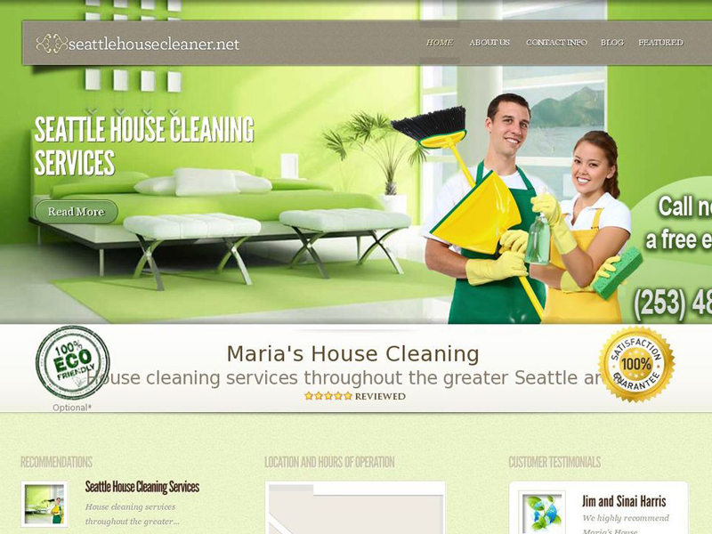 Seattle House Cleaner