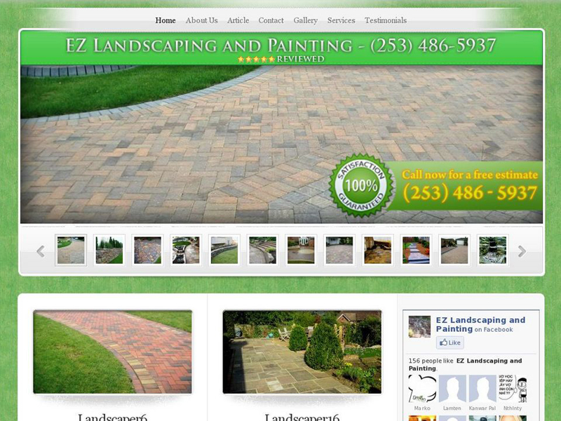 EZ Landscaping and Painting