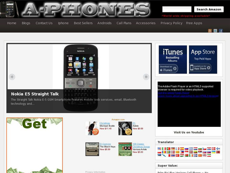 A-Phones for a Smartphone