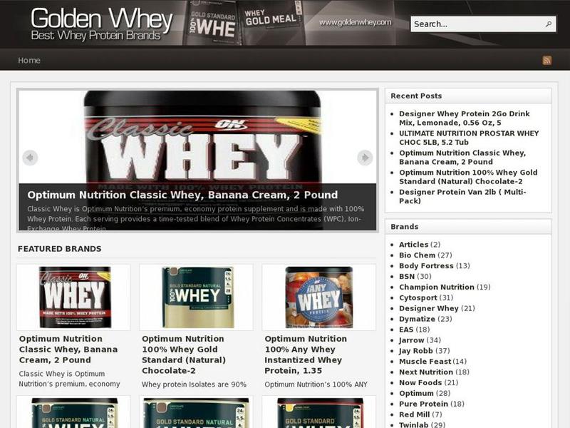 Best Whey Protein Brands