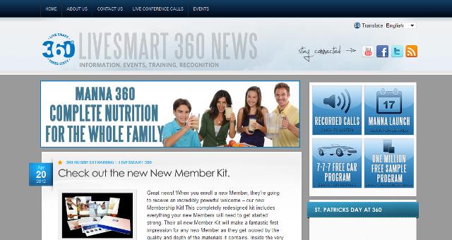 Livesmart360news