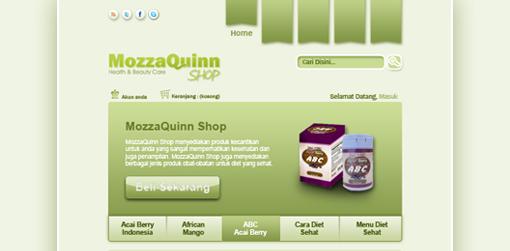 MozzaQuinn Shop